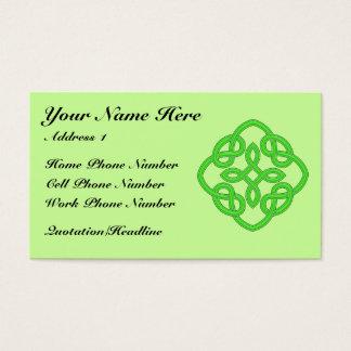 Celtic 001 Profile Card