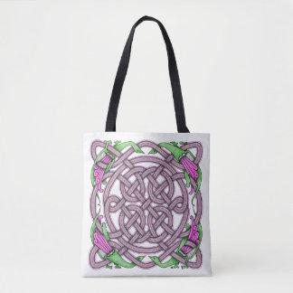 Celtic 13 tote bag