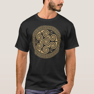 Celtic 7 Spirals T-Shirt