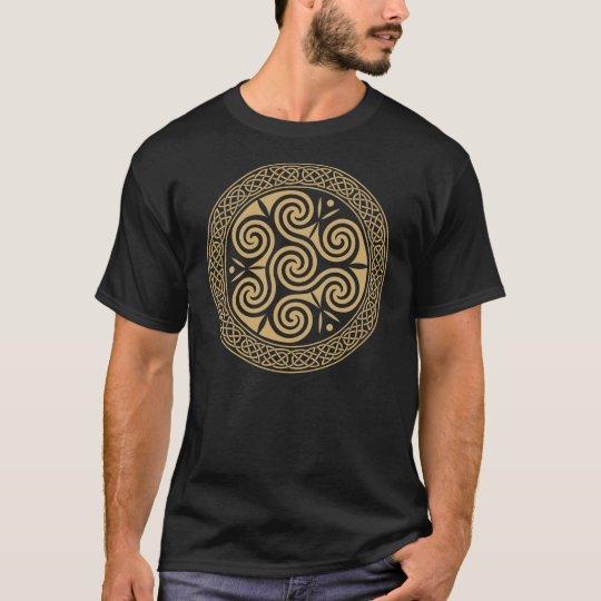 Celtic 7 Spirals T-Shirt