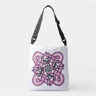 Celtic 8 crossbody bag