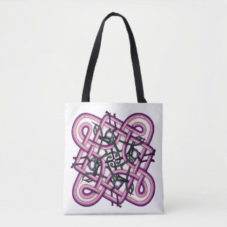 Celtic 8 tote bag