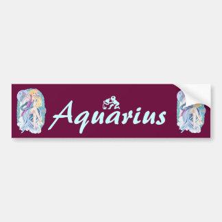 Celtic Aquarius Bumper Sticker