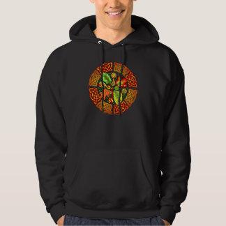 Celtic Autumn Leaves Sweatshirt