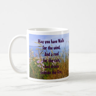 Celtic Blessing for the Home Coffee Mug
