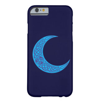 Celtic Blue Moon Barely There iPhone 6 Case