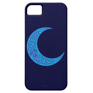 Celtic Blue Moon iPhone 5 Case