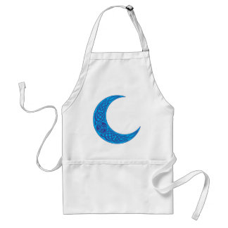 Celtic Blue Moon Standard Apron