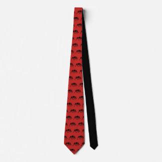 Celtic Boar Tie