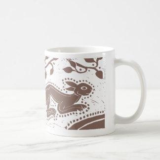 Celtic Brown Hare Mug