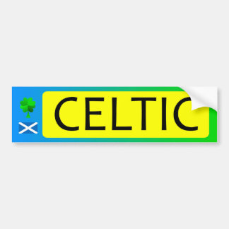 Celtic Bumper Sticker