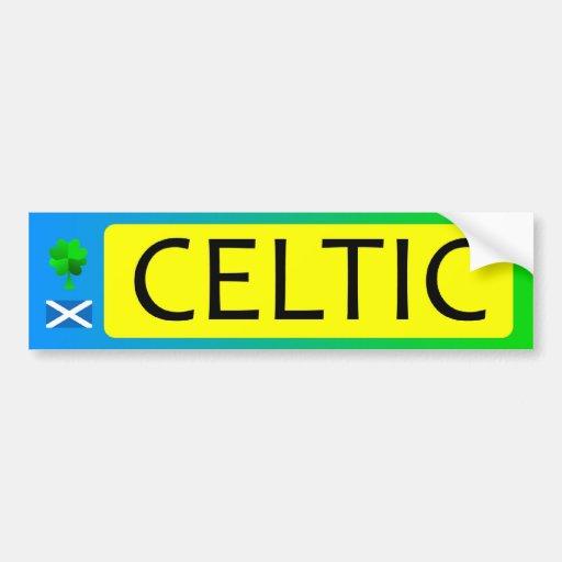 Celtic Bumper Sticker