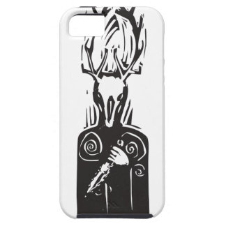 Celtic Cernunnos iPhone 5 Cases