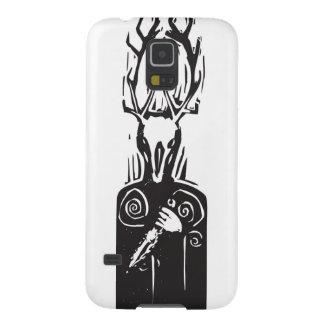 Celtic Cernunnos Galaxy Nexus Cases