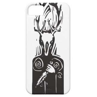 Celtic Cernunnos iPhone 5 Cover