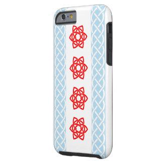 Celtic Chicago Flag Irish Tough iPhone 6 Case