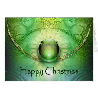 Celtic Christmas Card