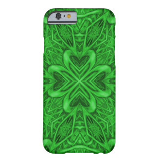 Celtic Clover Barely There iPhone 6 Case