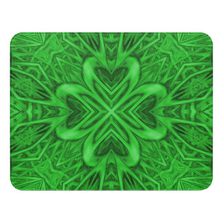 Celtic Clover  Customizable Sign, 7 styles Door Sign
