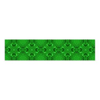 Celtic Clover Kaleidoscope Napkin Band
