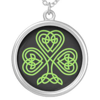 Celtic Clover necklace
