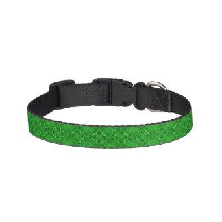 Celtic Clover Tiled Dog Collars