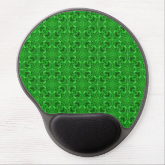 Celtic Clover Vintage Kaleidoscope   Gel Mousepad Gel Mouse Mat