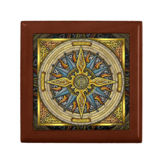 Celtic Compass Gift Gox Gift Box