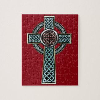 Celtic Cross 2 Jigsaw Puzzle