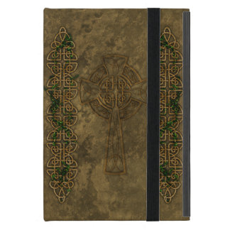 Celtic Cross and Celtic Knots Case For iPad Mini