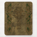 Celtic Cross and Celtic Knots Mouse Pads