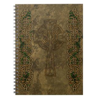 Celtic Cross and Celtic Knots Notebooks