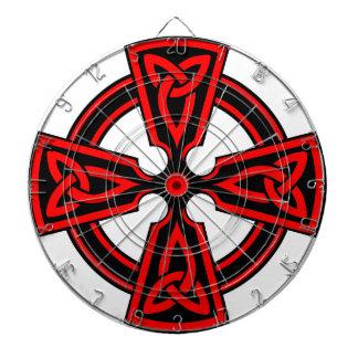 CELTIC CROSS - CELT/IRISH/IRELAND/IRISH/IRISHMAN DARTBOARDS