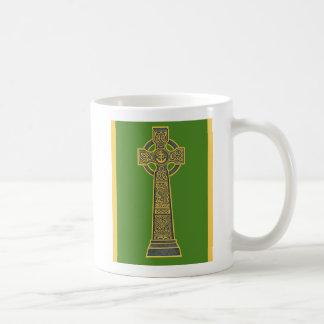 Celtic Cross Coffee Mug