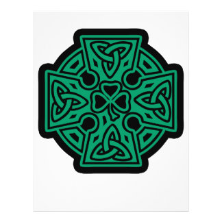 Celtic Cross II Personalized Flyer