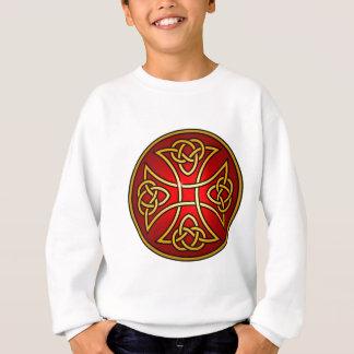 Celtic cross sweatshirt