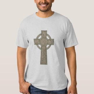 Celtic Cross T-shirts for Christians