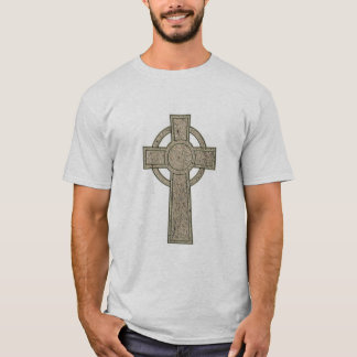 Celtic Cross T-shirts for Christians