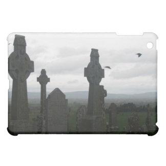 Celtic Crosses, Rock of Cashel, Ireland iPad Mini Covers