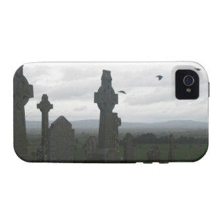 Celtic Crosses, Rock of Cashel, Ireland iPhone 4 Cover