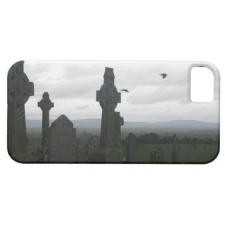 Celtic Crosses, Rock of Cashel, Ireland iPhone 5 Cover
