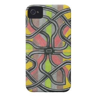Celtic Desert   Customizable iPhone 4 Cover