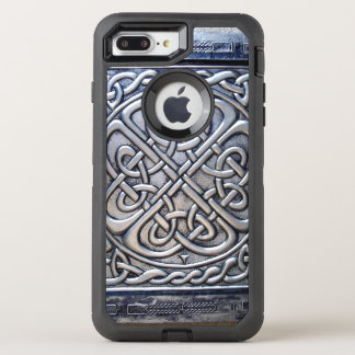 Celtic Design (1) OtterBox Defender iPhone 8 Plus/7 Plus Case
