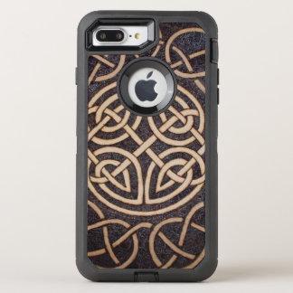 Celtic Design (2) OtterBox Defender iPhone 8 Plus/7 Plus Case