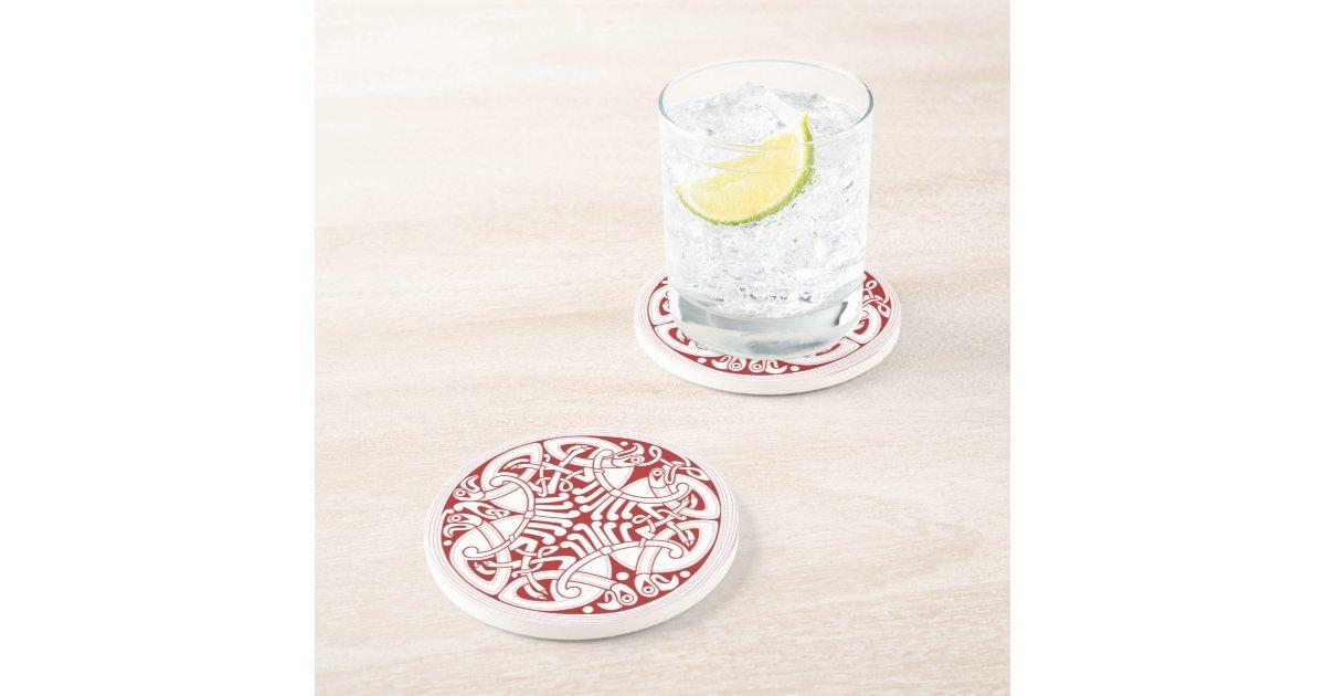Celtic Design Drink Coaster Zazzle