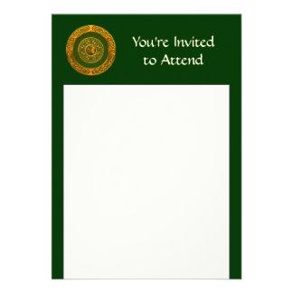 Celtic Design Invites