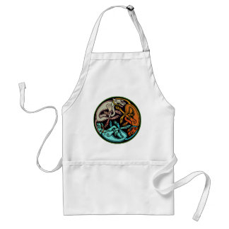 Celtic Dogs Aprons