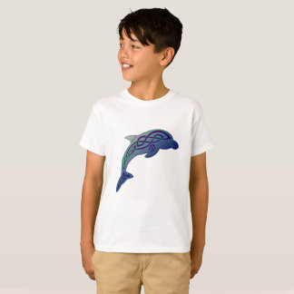 Celtic Dolphin Child's T-shirt