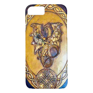 Celtic Dragon Crest iPhone 7 Case
