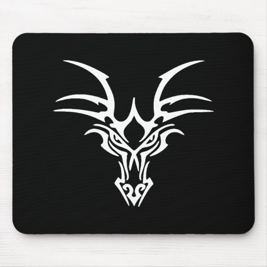 Celtic Dragon Design Mouse Mat